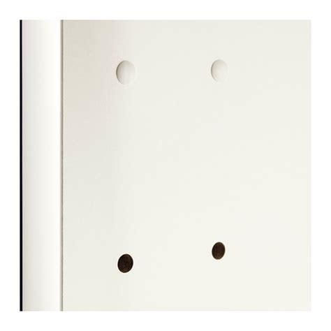 variera cover plate white ikea bookcase