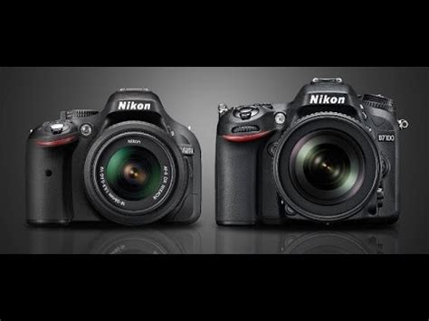 youtube tutorial nikon d3100 nikon dx dslr video comparison between d3100 and d7100