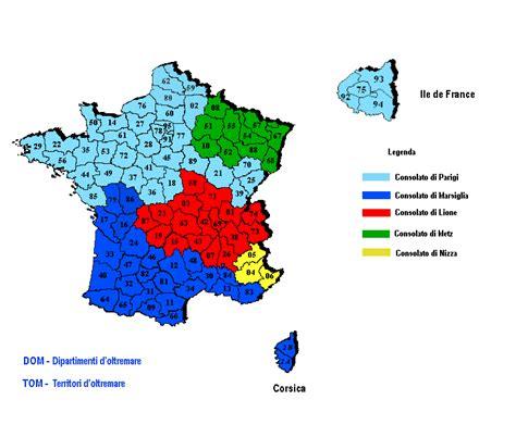 consolato francese roma la rete consolare