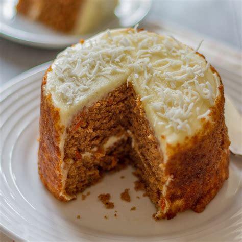 coconut carrot cake coconut flour carrot cake recipe emily farris food wine