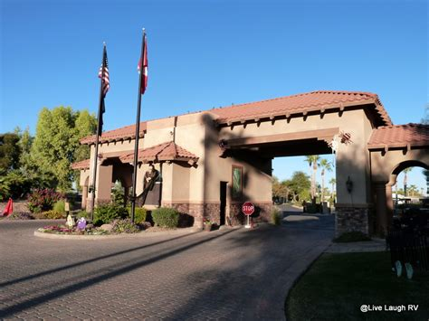 El Mirage Post Office by Resort Living In A Rv Live Laugh Rv