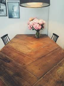 dining room table diy best 25 diy dining room table ideas on diy