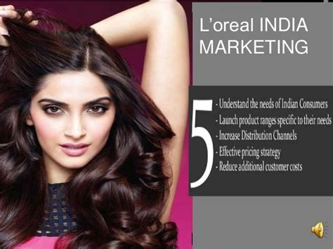 L'Oreal Mini case Study L'oreal India