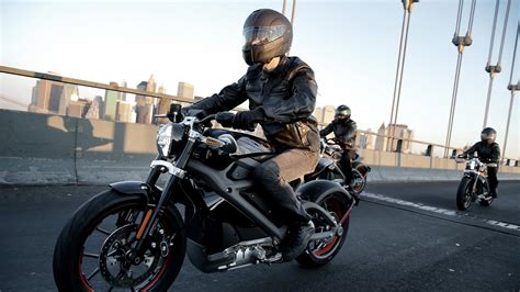 harley ride harley hopes an electric hog will appeal to