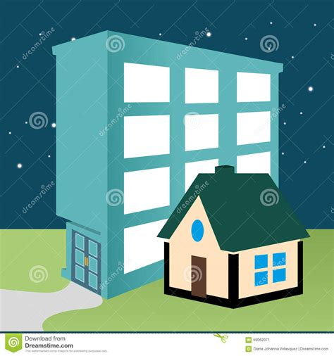 digital design house house design stock vector image 59062071