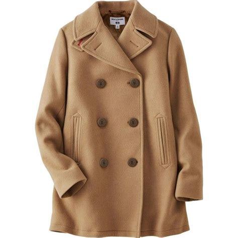 womens light brown pea coat the 25 best uniqlo coats ideas on uniqlo