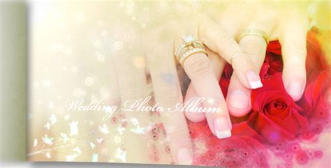Wedding Album After Effects by After Effects Project Files Wedding Photo Album And
