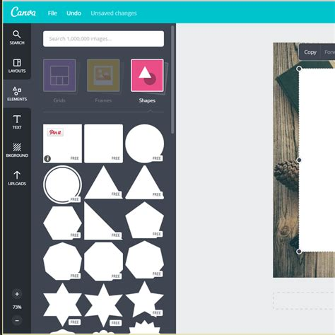 canva mockup the life of a graphic designer create a simple mock up