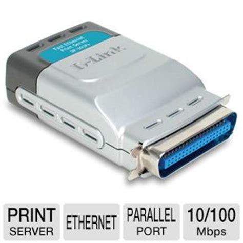 parallel print server d link dp 301p 10 100 parallel ethernet