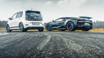 Vw Bugatti Bugatti Chiron Vs The Vw Up Gti