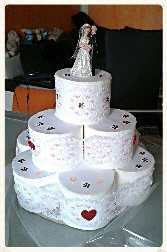 Hochzeitstorte Aus Toilettenpapier by Diy Hochzeitstorte Aus Klopapier Sockini De