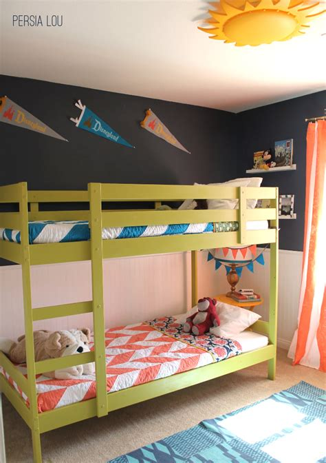boy and girl bedroom small shared boy and girl s bedroom vintage disneyland