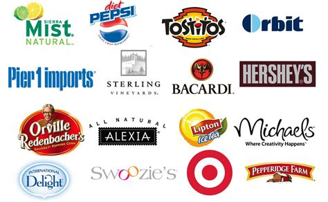 food brands food brand logos pictures to pin on pinsdaddy