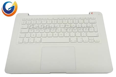 Keyboard Laptop Apple china laptop keyboard teclado for apple macbook 13 a1342 mc207 mc516 series us fr jp layout with