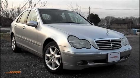 Mercedes C240 For Sale by 2001 Mercedes C240 56k Leather For Sale Direct