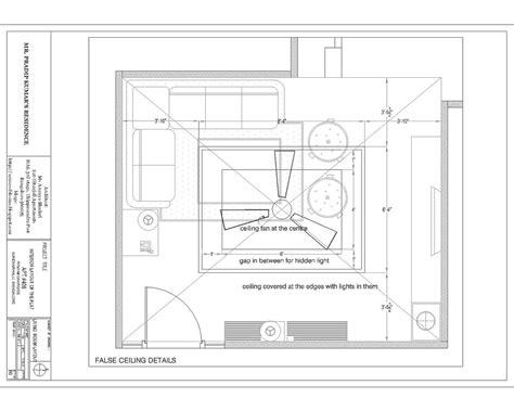 False Ceiling Plan by False Ceiling Plan Http Sense Of Home