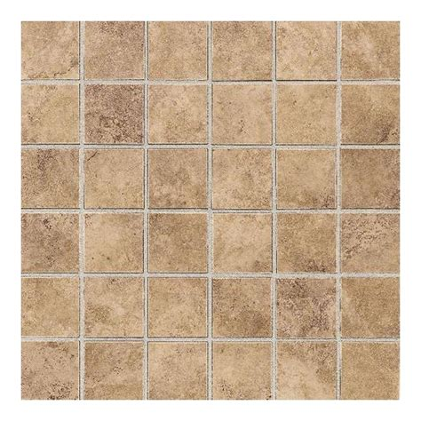 daltile carano golden sand 12 in x 12 in ceramic mosaic