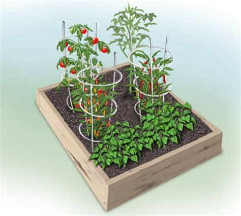 raised bed vegetable garden plan 10 raised garden bed plans for a year vegetable garden
