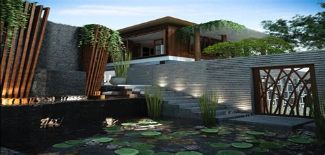 modern house architecture design modern tropical house architecture portfolio architecturestudio bali
