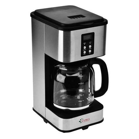 Mesin Pembuat Kopi Terbaik jual mesin pembuat kopi cyprus cm 0125 harga murah jakarta