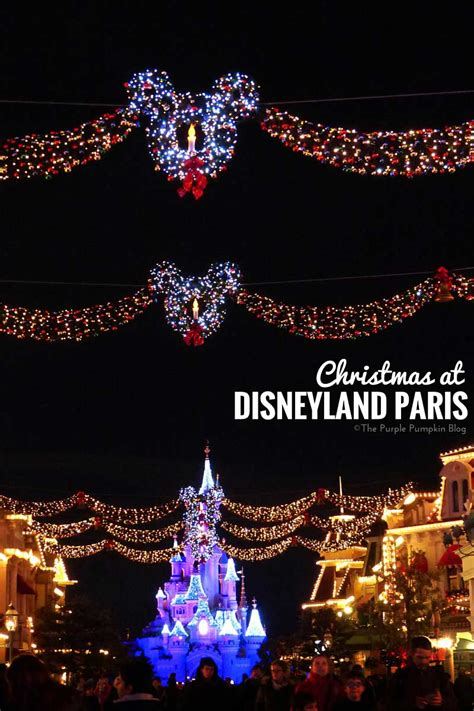 christmas at disneyland paris 2015 trip report index