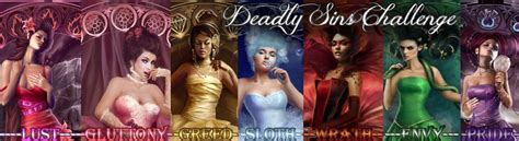 something than magic a series of peaceful wrath books nailslikelace seven deadly sins series envy