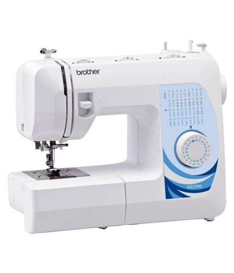 gs 3700 electric sewing machine price in india