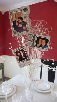 centerpieces with photos 7 simple diy wedding centerpieces diy