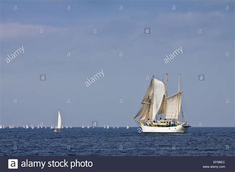 sailboats europe boat boats ship ships boot boote schiff schiffe stock