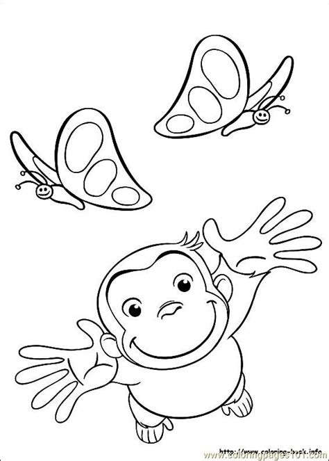 curious george coloring pages games curious george 11 coloring page free curious george