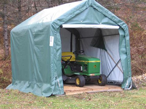 rhino shelter  instant storage shed  shipping