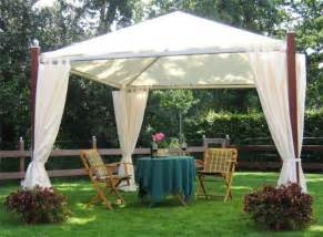Diy Outdoor Gazebo Curtains by Diy Backyard Gazebo Write Teens