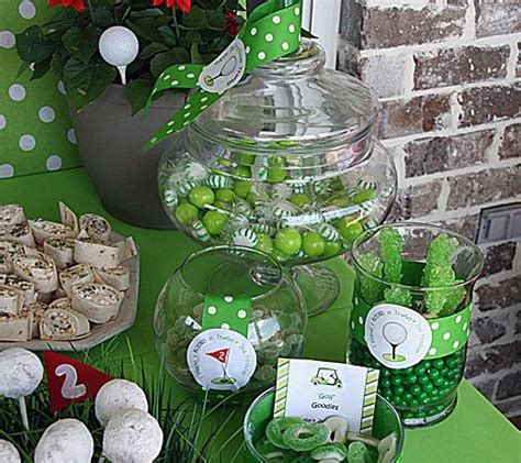 party themes green 17 best images about party ideas golf theme on pinterest