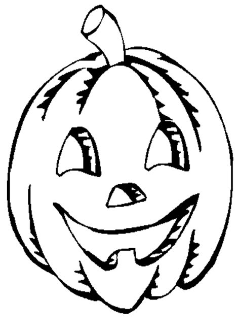 printable jack o lantern jack o lantern cartoon coloring home