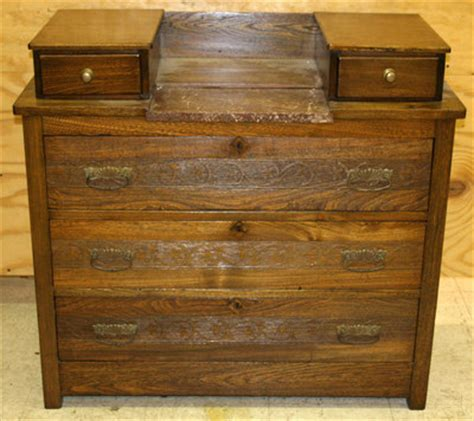 36 Inch Wide Dresser Glove Box Dresser With Marble Insert 36 Inches By 39 Inches Wide By 17 Inches