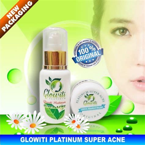 glowiti super acne wajah bersih bebas jerawat