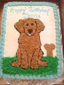 golden retriever cake golden retriever cake