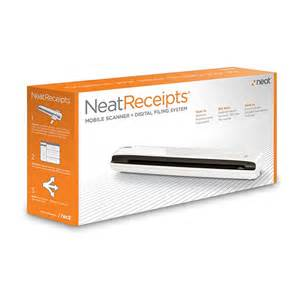 scanner for business cards and receipts 5 receipt scanners for the home office