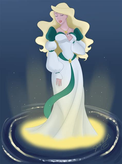 Princess Swan odette the swan princess by disneyjam on deviantart