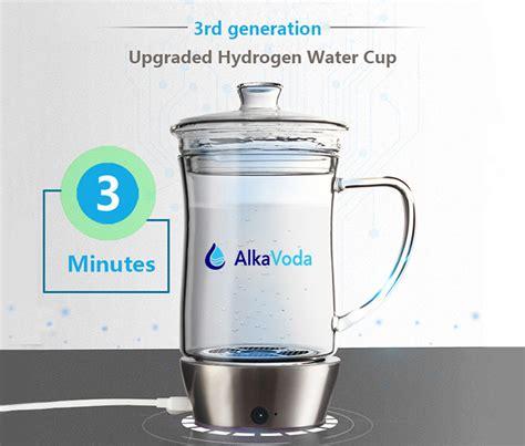 Hydrogen Water Cup hydrogen water generator ionizer cup