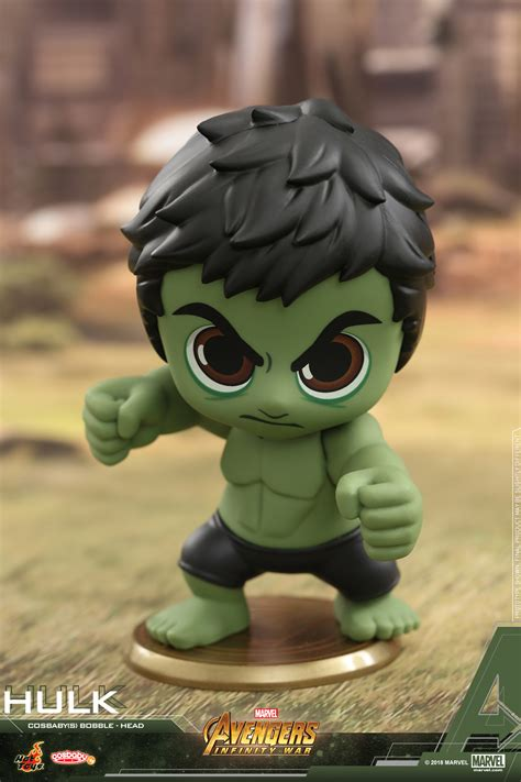 hot toys marvel avengers infinity war cosbaby  figures