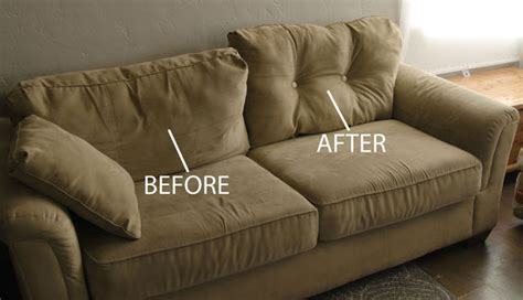 how to make sofa cushions 1 fix for saggy couch cushions 5 steps with pictures