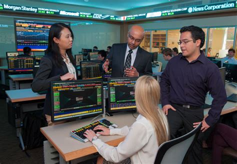 Cox Mba Decision by Empowering Students With Real World Knowledge Bloomberg L P