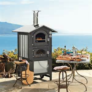 backyard ovens wood fired ovens fontana gusto wood fired outdoor ovens crnchy