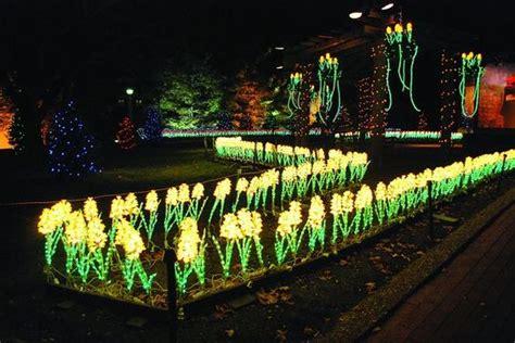 oglebay park s festival of lights in wheeling wv
