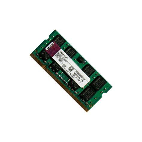 Ram Ddr2 2gb kingston 2gb ddr2 pc2 6400 800mhz so dimm notebook memory kpr6400so 2gr