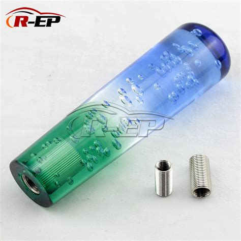 gear knob with led light car tuning parts car styling