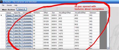 xpacker tutorial hack svr 2009 psp by honkytonkman tutorials english