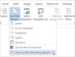 Office 365 Mail Merge Create A Directory Of Names Addresses And Other