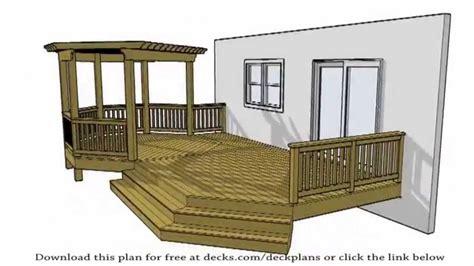 deck plans    plans    diy